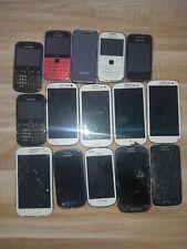 __LOT DE 15 SMARTPHONES / TELEPHONES SAMSUNG HS___