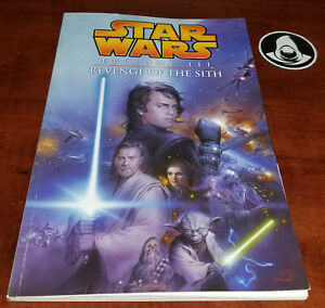 Star Wars Revenge of the Sith, 2005 Dark Horse TPB Graphic Novel