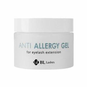 BL Lashes Anti Allergy Gel For Eyelash Extensions Sensitives Eyes