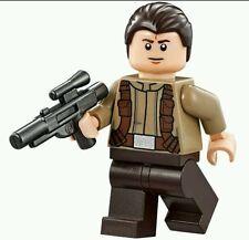 LEGO Star Wars Resistance Soldier male Minifigure First Order TFA Tan Suit & gun