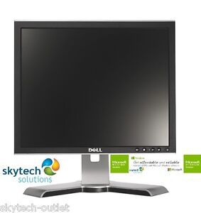 "Dell 19 "" inch Ultra sharp Monitor LCD Flat Screen 1907 1908 P190 VGA DVI USB PC"