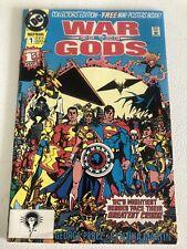 War of the Gods 1 DC Circe Wonder Woman Movie Poster Intact CGC CBCS It!