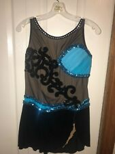 Baton Twirling or Figure Skating costume, Kenerly Creations,Large (10)