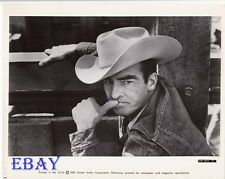Montgomery Clift sexy cowboy VINTAGE Photo Misfits