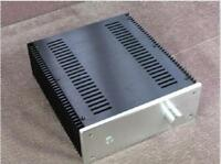New aluminum chassis / power amplifier enclosure/home DIY audio chassis