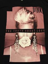 Pink The Truth About Love T-Shirt Size XL