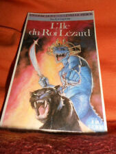 LIVRE DONT VOUS ETES LE HEROS L'Île du Roi Lézard (D.F.) de Ian Livingstone