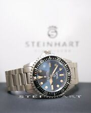 Steinhart OCEAN One Vintage Military Swiss Automatic Mens Diver Watch ETA 2824
