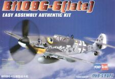 Hobby Boss 1/72 couteau Schmitt bf109g-6 (late) Easy Assembly # 80226