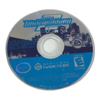 Need for Speed: Underground 2 (Nintendo GameCube, 2004) - Loose Disc Only