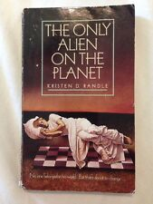 The Only Alien on the Planet By Kristen D. Randle YA Lit Young Adult Literature