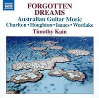 TIMOTHY KAIN - AUSTRALIAN GUITAR MUSIC [CD]