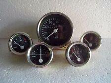 Mahindra Jeep CJ340 , CJ540, MM540 Speedometer  Temp  Oil  Fuel  Amp Gauge