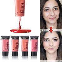Liquid Blush Moisturizing Long Lasting 4 Colors Blusher Cheek Emulsion Makeup