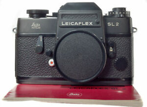 LEICA SL2 black 24x36mm SLR ex used This is considered one of the legendary 35mm