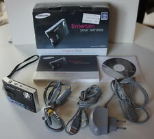Samsung Digimax I6 PMP 6,0 MP Digitalkamera  MP3 Spieler.