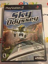 Sky Odyssey (Sony PlayStation 2, 2000)