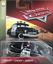 Disney Pixar Cars 2018 - SHERIFF