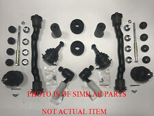 1966-1968 Pontiac Bonneville Grand Prix Select Rubber Front End Kit Full Size