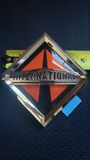 International truck hood emblem - Medium