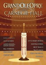 USED (GD) Grand Ole Opry at Carnegie Hall (2006) (DVD)