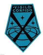 Xcom Vigilo Confido Crew Uniform Morale IRON PATCH