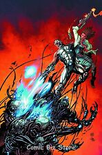 CYBORG #3 (2015) 1ST PRINTING  BAGGED & BOARDED