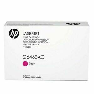 HP 644A Q6463A Q6463AC Genuine Magenta Toner Cartridge