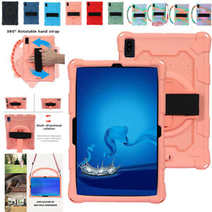 """For Samsung Galaxy Tab A 8.0"""" T290 A7 10.4"""" T500 Tablet Case Cover w Stand Strap"""