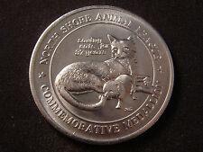 North Shore Animal League medal