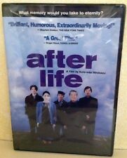 After Life. Hirokazu Kore-Eda (DVD, 2000)Widescreen /NEW &  FACTORY SEALED / R1