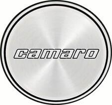 1980 Camaro Hub Cap Insert 2 Black Lines - 2nd Design
