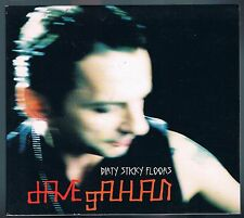 DAVE GAHAN (DEPECHE MODE) DIRTY STICKY FLOORS CD SINGOLO SINGLE cds