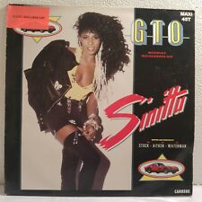 "Sinitta ‎– GTO (Modina's Red Roaring Mix) (Vinyl 12"", Maxi 45 Tours)"