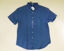Polo Ralph Lauren Men's Shirt Slim Fit Authentic!