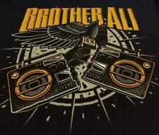 Brother Ali American hip hop T-shirt 2XL for men original 29x24 inches
