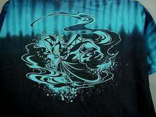 HADES Blue & Black T-Shirt DISNEYLAND RESORT Adult 2XLarge 2XL - NEW NWT