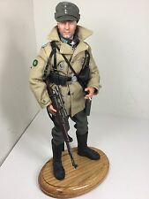 "1/6 DRAGON GERMAN SNIPER MAJOR STALINGRAD ""ENEMY AT THE GATES""+STAND DID BBI WW2"