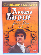 DVD / ARSENE LUPIN JOUE ET PERD 813 + BONUS - ALEXANDRE ASTRUC