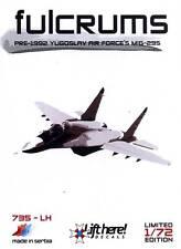 lh735/ Lift Here Decals - MiG-29S - Pre-1992 Jugoslawische Luftwaffe - 1/72