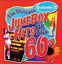 Ultimate Jukebox Hits of the 60s: Volume 2 NEW CD