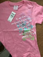 Girls Size 2T Short Sleeve Cape Cod Shirt