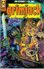 Grimjack # 77 (Flint Henry, Steve Pugh) (USA, 1990)