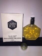 OMBRE ROSE Eau De Toilette Natural Spray Jean Charles Brosseau 2.5 Oz 75ml NEW