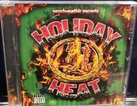 Insane Clown Posse - Holiday Heat CD twiztid psychopathic records rydas abk icp