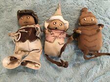 "Antique 7 "" Palmer Cox Cloth Brownies"