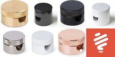 Zweiteilige Affenschaukel für Textilkabel, Aufputz-Kabelhalter für Lampe