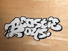 Beastie Boys Sticker