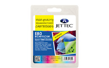 Jet Tec E80MP Remanufactured Epson T0807 Multipack Inkjet Printer Ink Cartridges