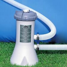 Swimming Pool Water Circulating Filter Flow Clear Pump Water Cleaner Inflatable